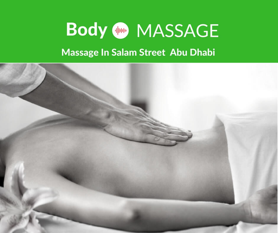 Massage In Abu Dhabi Salam Street